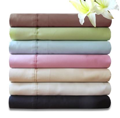 "Picture of ""MILDTOUCH"" Bamboo Cotton Sheet Set 400T/C"