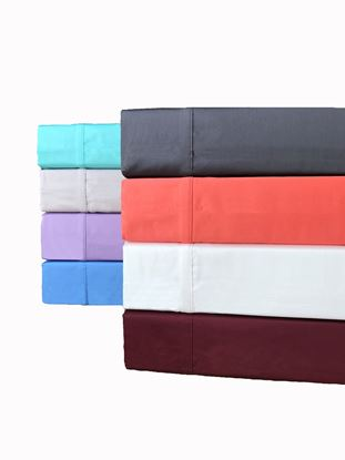"Picture of ""MILDTOUCH"" Cotton Sateen Sheet Set 300 T/C"