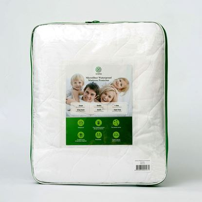 "Picture of ""SHENG"" Waterproof Microfibre Mattress Protector"