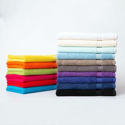 "Picture of ""MILDTOUCH"" 100%  Combed Cotton Towel"